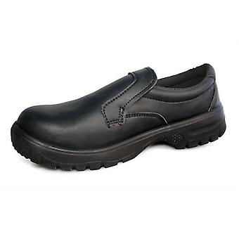 Dennys Slip-On Safety Shoes