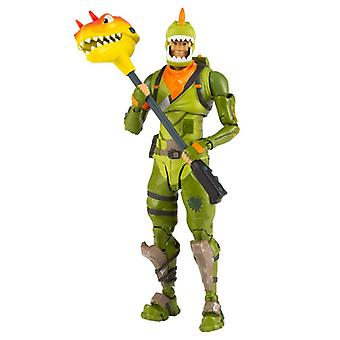 Rex Poseable Figure from Fortnite