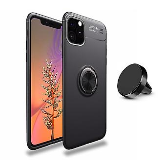 iPhone 11 | Case with ring + magnetic car holder