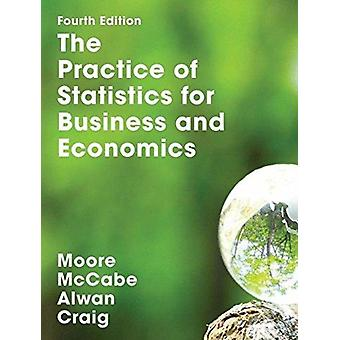 Practice of Statistics for Business and Economics par David Moore
