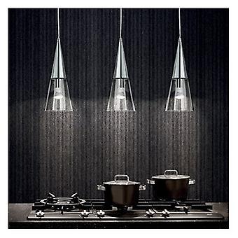 3 Light Hanging Ceiling Pendant Light Chrome