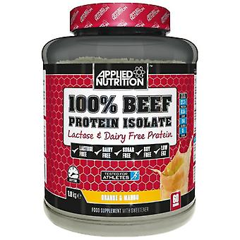 Applied Nutrition 100% Beef Isolate 1800 gr
