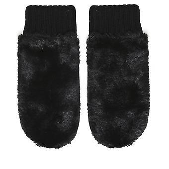 Rino und Pelle Oxo Kunstpelz stricken Handschuhe
