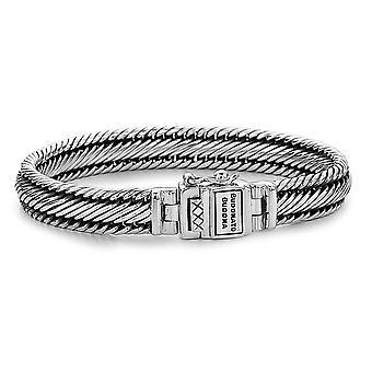 Buddha To Buddha J155 E Edwin XS Silver Size E Bracelet