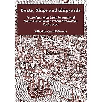 Boats Ships and Shipyards by Carlo Beltrame