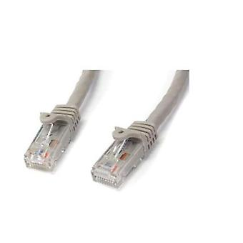 Startech 5M Gray Snagless Utp Cat6 Patch Cable