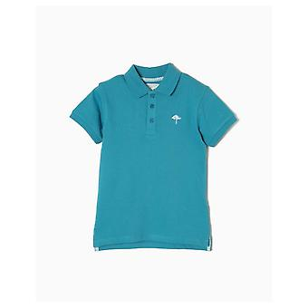 Zippy Polo Piquet Blau Special Edition B & S