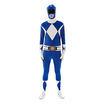 Power Ranger Blauw
