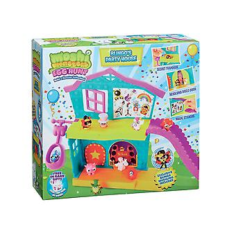 Moshi Monster Eierjagd Blingo's Party House Playset