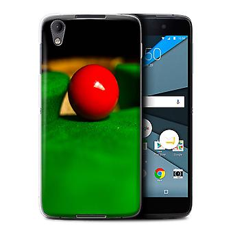 STUFF4 Case/Cover for BlackBerry Neon/DTEK50/Red Ball/Pocket/Snooker