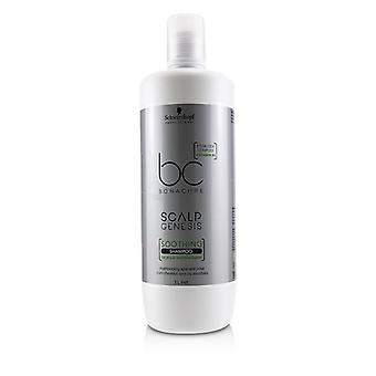 Schwarzkopf BC Bonacure Scalp Genesis Soothing Shampoo (For Dry or Sensitive Scalps) 1000ml/33.8oz