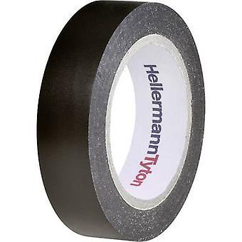 HellermannTyton HelaTape Flex 15 710-00104 Elektrische tape HelaTape Flex 15 Zwart (L x B) 10 m x 15 mm 1 st(en)