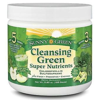 Sunny Green Cleansing Green 166 gr
