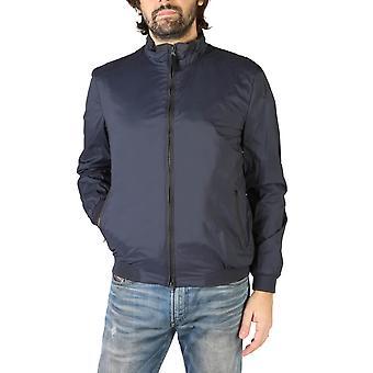 Geox Original Men Spring/Summer Jacket - Blue Color 56816