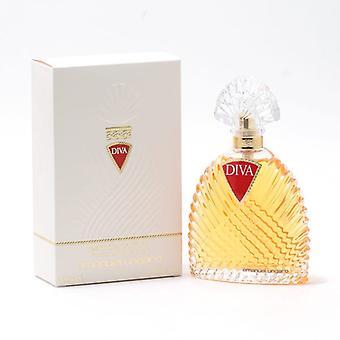 Emanuel Ungaro Diva Limited Edition Eau de Parfum Spray 100ml