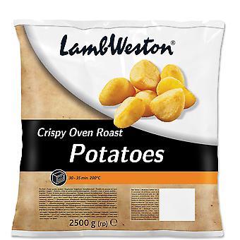 Lamb Weston Frozen Crispy Oven Roast Potatoes