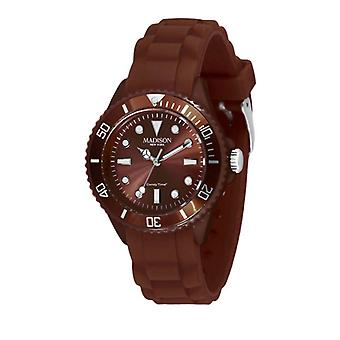 Unisex Watch Madison L4167-19 (35 mm)