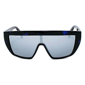Miesten aurinkolasit Italia Independent 0912-DHA-017 (ø 122 mm) Sininen Musta