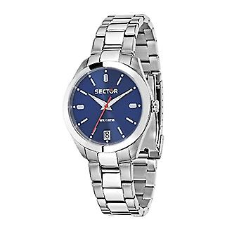 Sector women's Quartz analogue watch with stainless steel band R3253486504