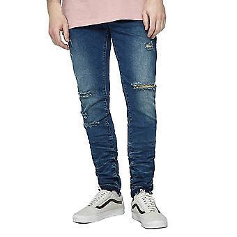 CAYLER && SONS Mäns Jeans ALLDD Stacked Ian