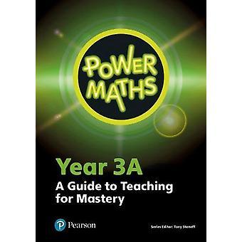Power Maths Year 3 Teacher Guide 3A - 9780435189976 Book