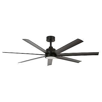 DC mennyezeti ventilátor Atlanta 142cm / 56&LED-del és távirányítóval
