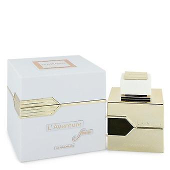 L&aventure Femme Eau De Parfum Spray By Al Haramain 3.3 oz Eau De Parfum Spray
