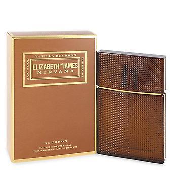 Nirvana Bourbon Eau De Parfum Spray By Elizabeth and James 1.7 oz Eau De Parfum Spray