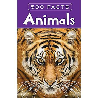 Animals - 500 Facts by Pegasus - 9788131942048 Book