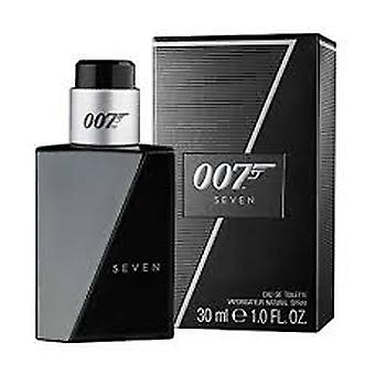 James Bond 007 7 Eau de Toilette 30ml EDT-spray