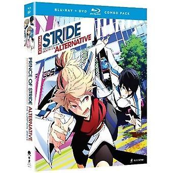 Prins van Stride: alternatief - Complete serie [Blu-ray] USA import