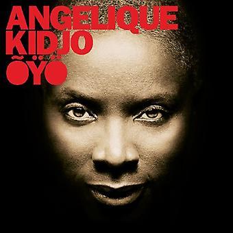 Angelique Kidjo - Oyo [CD] USA import