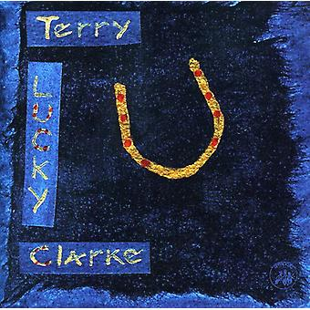 Terry Clarke - Lucky [CD] USA import