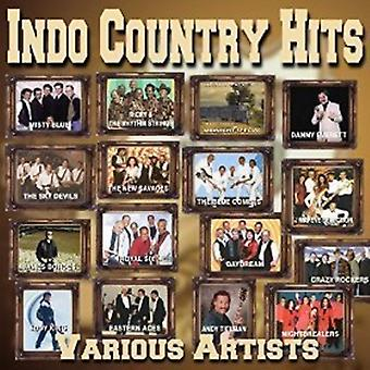 Artiste divers - Indo Country Hits [CD] USA import