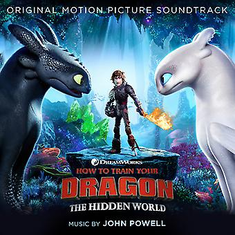 How To Train Your Dragon: The Hidden World / O.S.T [CD] USA import