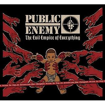 Public Enemy - Evil Empire of Everything [CD] USA import