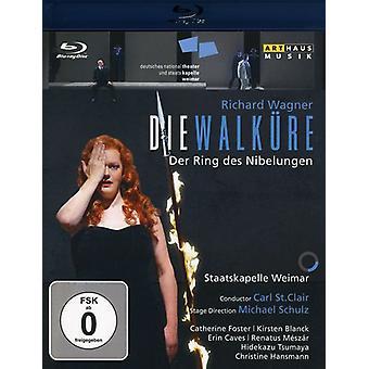 R. Wagner - Die Walkure [BLU-RAY] USA import