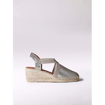 Toni Pons comfortable leather espadrille - TOSSA