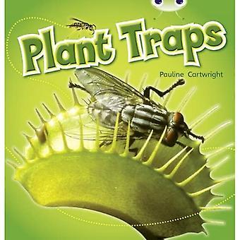 Plant Traps: Non-Fiction Blue (KS1) B/1b (BUG CLUB)