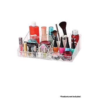 Debut by Danielle Ultimate Make Up Organiser Clear
