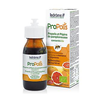 Organic Propolis and Grapefruit Seed Concentrate 50 ml