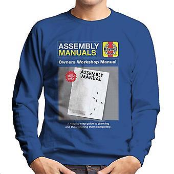 Manuais de montagem haynes workshop manual men's moletom