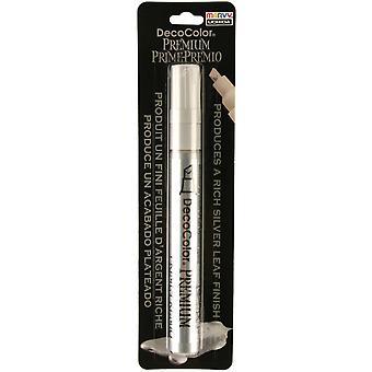 DecoColor Premium mejsel färg markör-Silver