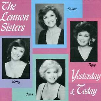 Lennon Sisters - Yesterday & Today [CD] USA import