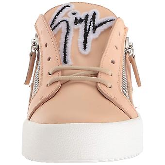 Giuseppe Zanotti Women's Schoenen RW80072 Leather Low Top Lace Up Fashion Sneakers