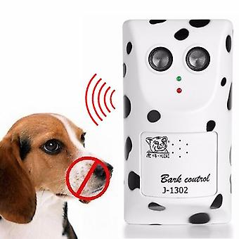 Bark Stop Dog Ultrasonic Anti Barking Dispositif Dogs Dispositif Pet Trainer Bark