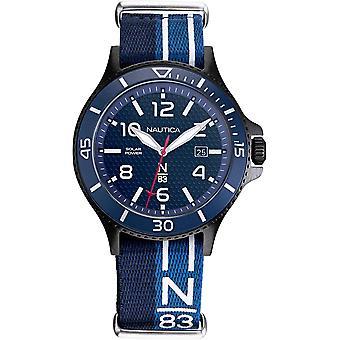 NAPCBS903, Náutica Cocoa Beach Relojes para Hombre -Azul
