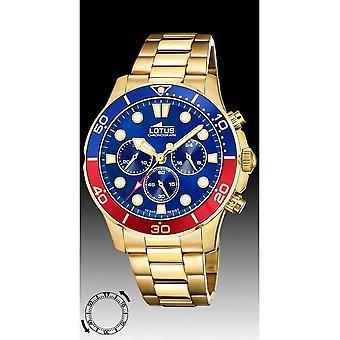 Lotus - Reloj de pulsera - Hombres - 18758/5 - EXCELENTE