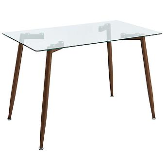 Aaliyah Dining Table - Black
