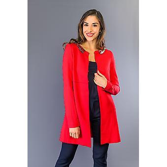 Twinset Strawberry Jackets & Coat TW853044-IT40-XS